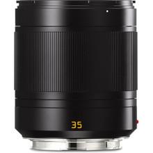 Leica Summilux-TL 35mm f/1.4 ASPH Lens (Black Anodized)