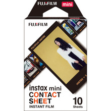 FUJIFILM INSTAX Mini Contact Sheet Film