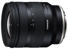 Tamron 11-20mm f/2.8 Di III-A RXD Lens for Sony E Mount