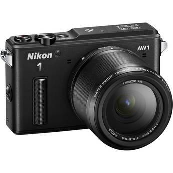 Nikon 1 AW1 Digital Camera w/ AW 11-27.5mm Lens