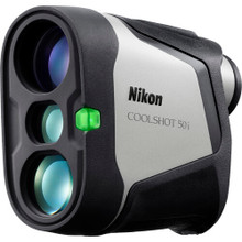 Nikon 6x22 CoolShot 50i Laser Rangefinder