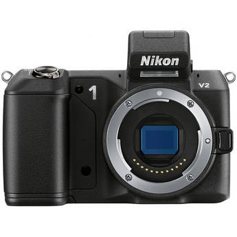 Nikon 1 V2 Mirrorless Digital Camera (Body)