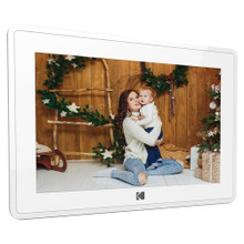 """Kodak 10"""" Matte Digital Picture Frame with Wi-Fi and Multi-Touch Display"""