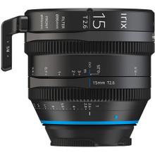 IRIX 15mm T2.6 Cine Lens (Canon RF, Feet)
