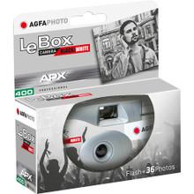 AgfaPhoto LeBox Black and White Single-Use Camera (36 Exposures)
