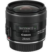 Canon EF 24mm f/2.8 IS USM Autofocus Lens