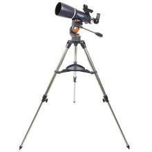 Celestron AstroMaster 80AZS 80mm f/5 Alt-Az Refractor Telescope
