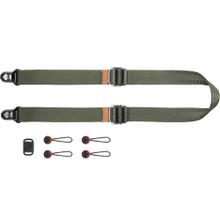 Peak Design Slide Lite Camera Strap (Sage Green)
