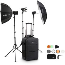 Godox AD300Pro AD100Pro 3-Light Kit