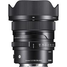 Sigma 24mm F2 DG DN|Contemporary