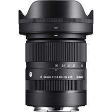 Sigma 18-50mm f/2.8 DC DN Contemporary Lens
