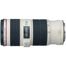 Canon 70-200mm f/4L IS Usm Autofocus Telephoto Zoom Lens
