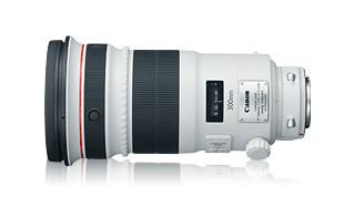 Canon EF 300mm f/2.8L IS II USM Telephoto Lens
