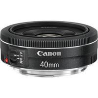 Canon EF 40mm f/2.8 STM Standard & Medium Telephoto Lens