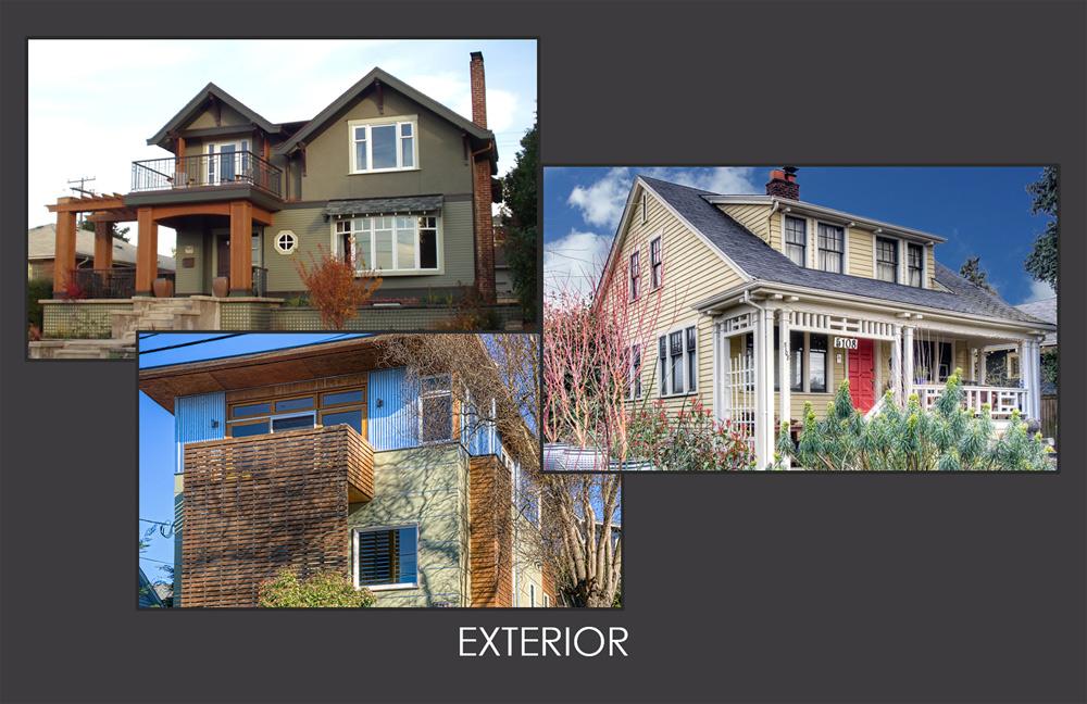 Exterior Design Consultations