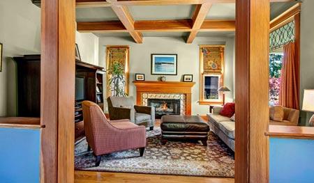 bungalow Dwelling Palette