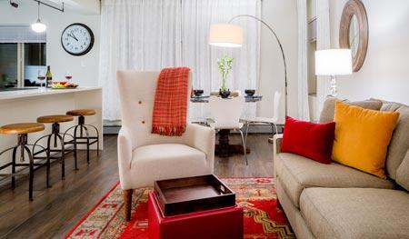 Penthouse Dwelling Palette