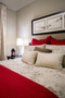 Color in Space Penthouse Color Palette™ in Benjamin Moore Paint colors in bedroom