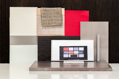 Penthouse Dwelling Palette by Color In Space
