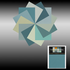 Color in Space Throat Chakra Palette™ in Benjamin Moore Paint Colors