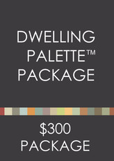 Dwelling Paint Color Palette™ Package
