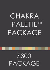 Chakra Paint Color Palette™ Package