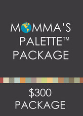 MOMMA's Paint Color Palette™ Package