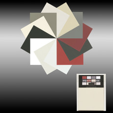 Color in Space Farmhouse Palette in Benjamin Moore Paint Colors