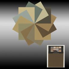 Color in Space Cabin Palette in Benjamin Moore Paint colors