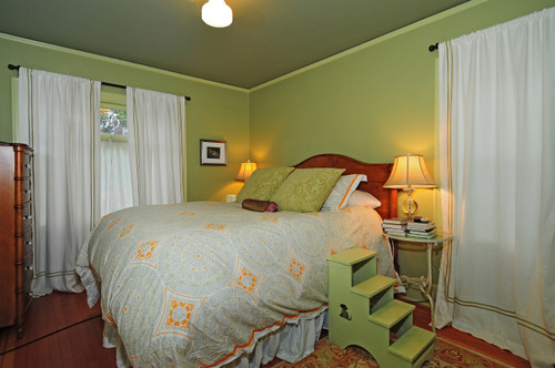 Green Color Palette in Benjamin Moore Paint