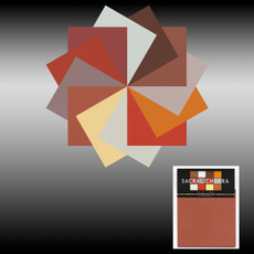 Color in Space Sacral Chakra Palette™ in Benjamin Moore Paint Colors