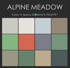 Alpine Meadow MOMMA's Palette Consultation