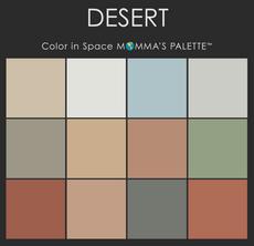 Desert MOMMA's Palette Consultation