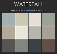 Waterfall MOMMA's Palette Consultation