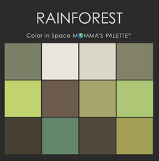 Rainforest MOMMA's Palette Consultation