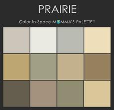 Prairie MOMMA's Palette Consultation