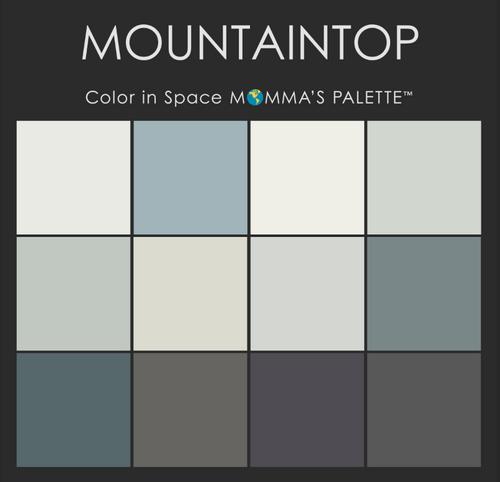 Mountaintop Palette™