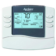 Aprilaire 8463 Programmable Dual Powered Thermostat