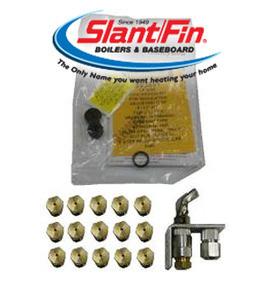 SlantFin Victory II - Natural Gas To Propane Conversion Kit