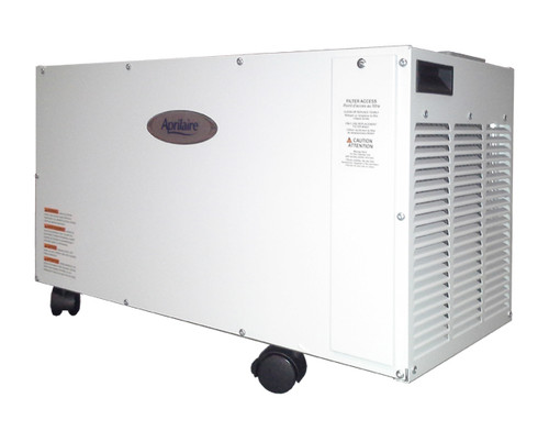Aprilaire 1850F 120V Free Standing Non-Ducted Whole House Dehumidifier