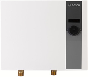 Bosch Tronic 6000C Whole House Electric Tankless Water Heater Model on