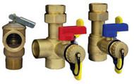 Webstone Isolator / EXP Westinghouse Tankless Hot Water Heater Plumbing Installation Kit