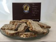 White Chocolate Macadamia Toffee - Two Pounds