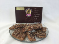 Dark Chocolate Pecan Toffee - One Pound