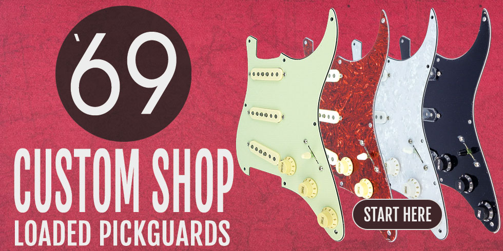 Guitar Parts, Bodies, Necks, Pickups, Fender, Gibson and more | The