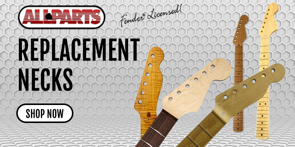 Allparts Replacement Guitar Neck