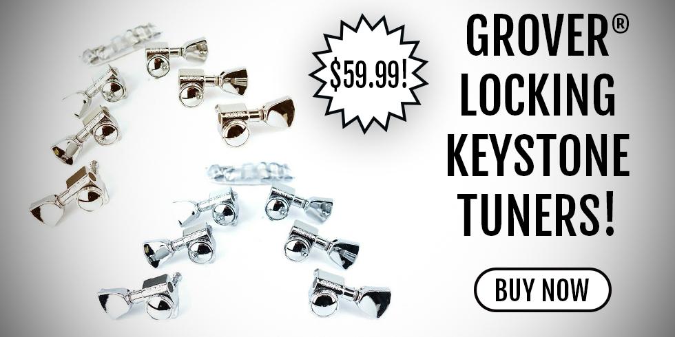 Grover Locking Tuners