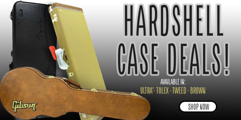 HARDSHELL GUITAR CASE