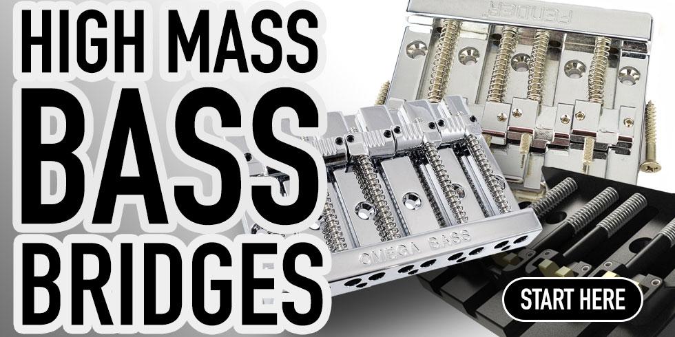 HIGH MASS BASS BRIDGE