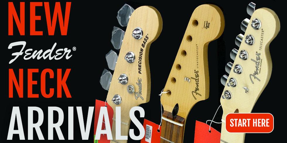Fender Guitar Neck